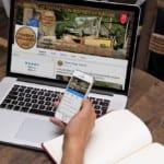 Timber Village Social Media